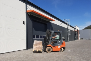 LIMITED OPERATION OF OUR WAREHOUSES DURING THE SUMMER